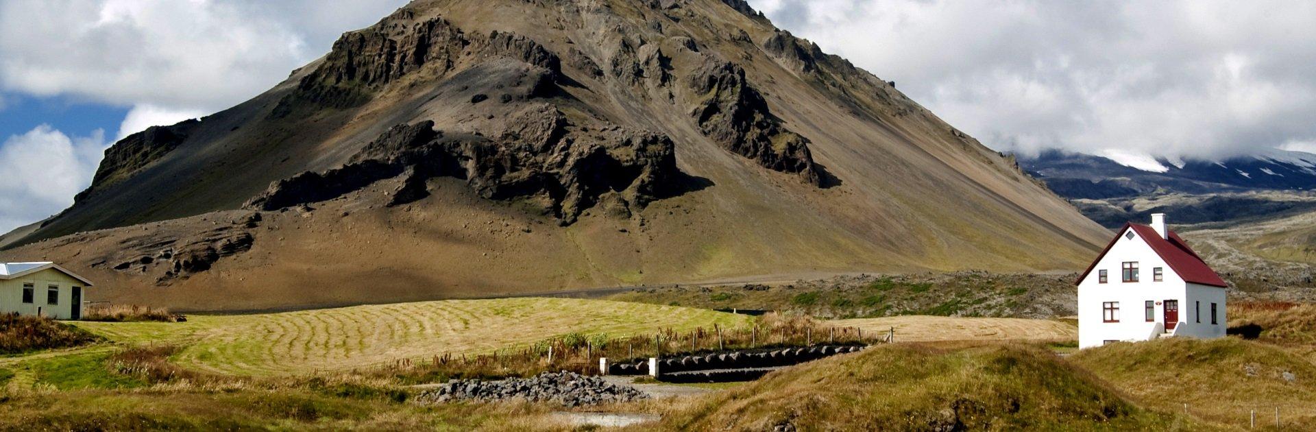Ferienunterkünfte in Island