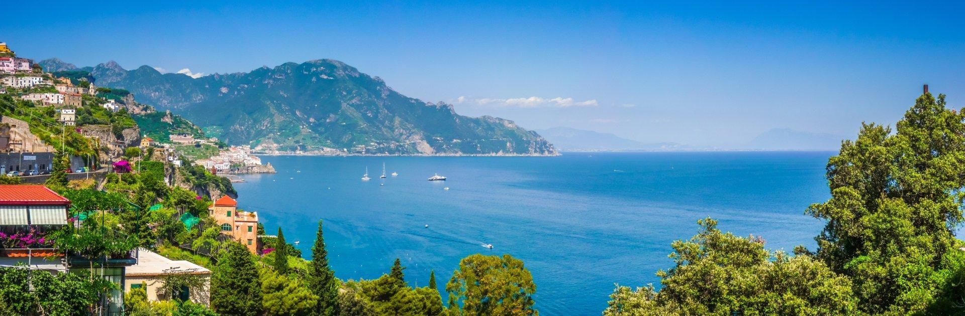 Ferienunterkünfte in Italien