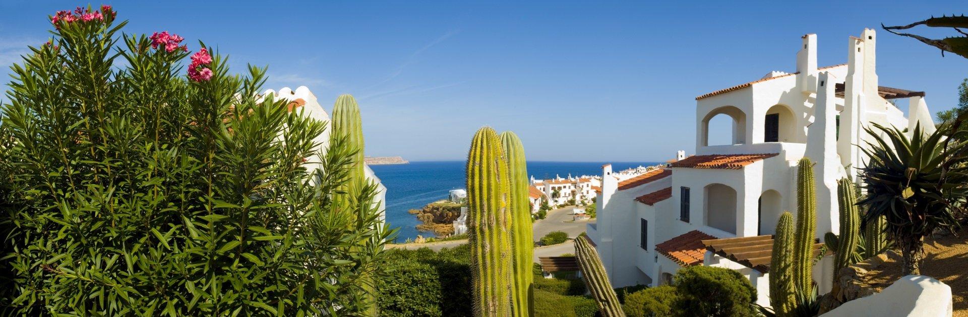 Ferienunterkünfte in Spanien