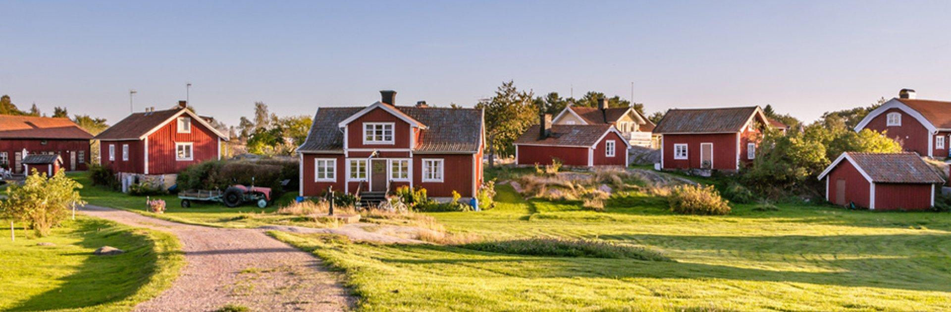 Ferienhäuser in Schweden