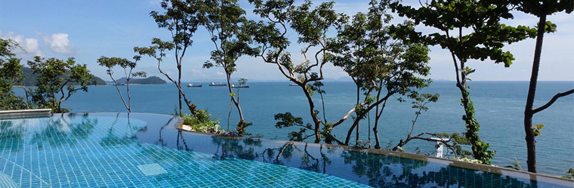 Ferienunterkünfte mit eigenem Pool