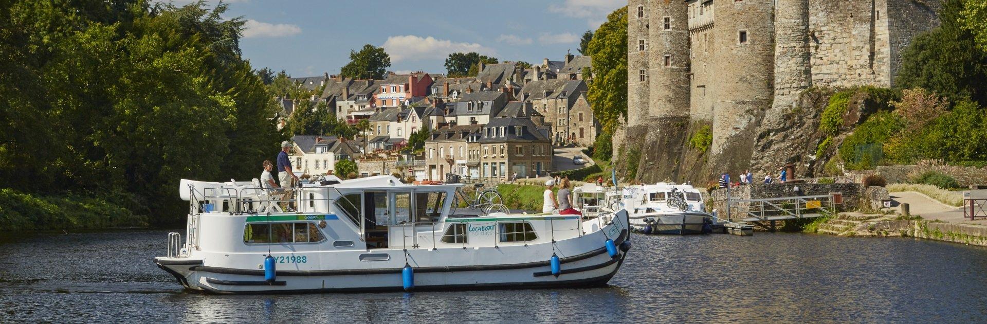 Hausbooturlaub Bretagne