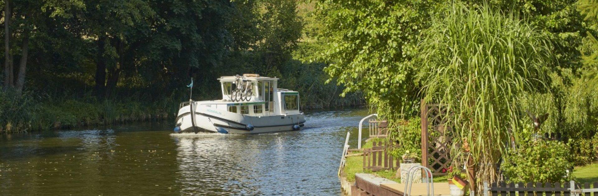 Hausboot-Urlaub Havel & Spree, Brandenburg | Bootsferien