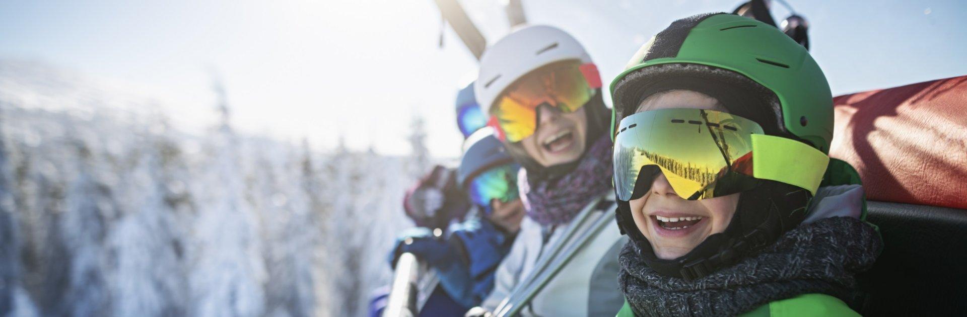 skifahren kinder microsite