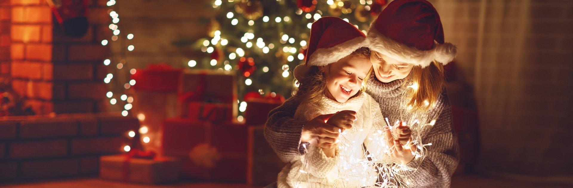 weihnachten im familienhotel