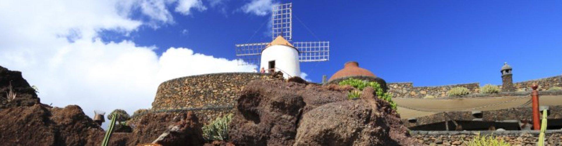 Ausflug nach Lanzarote