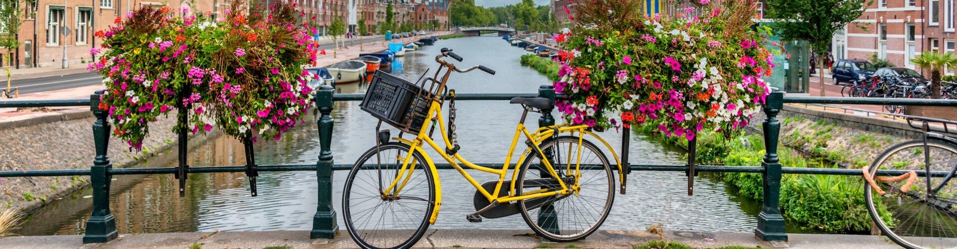 Ausflugsziel Amsterdam