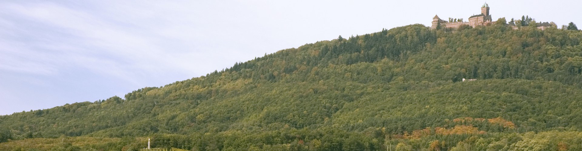 Ausflugsziel Burg Haut-Koenigsbourg