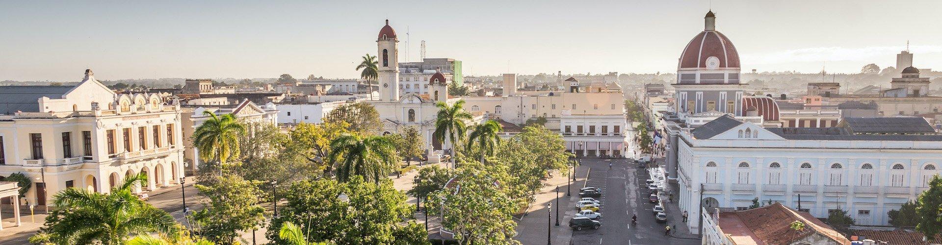 Ausflugsziel Cienfuegos
