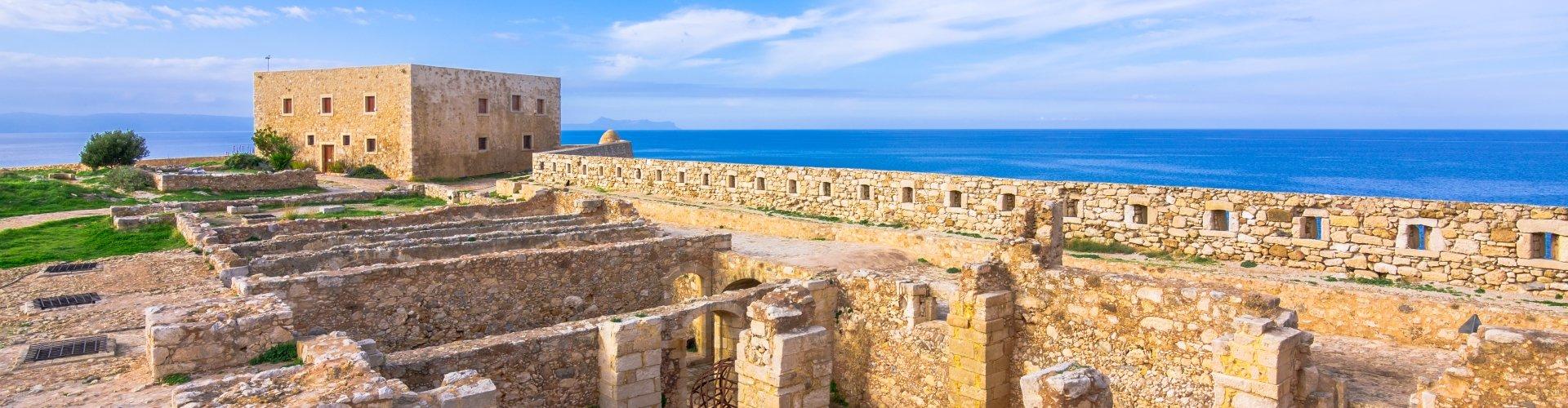 Ausflugsziel Fortezza Rethymnon