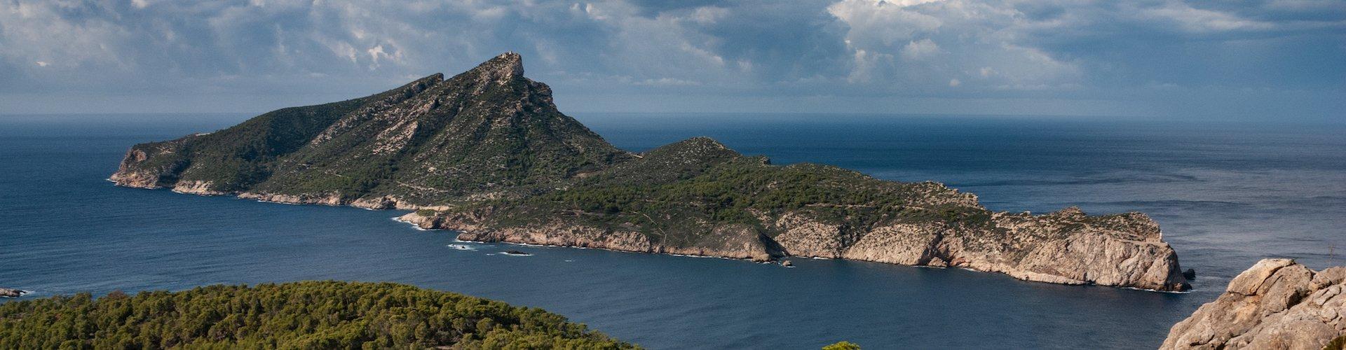 Ausflugsziel Dracheninsel Dragonera