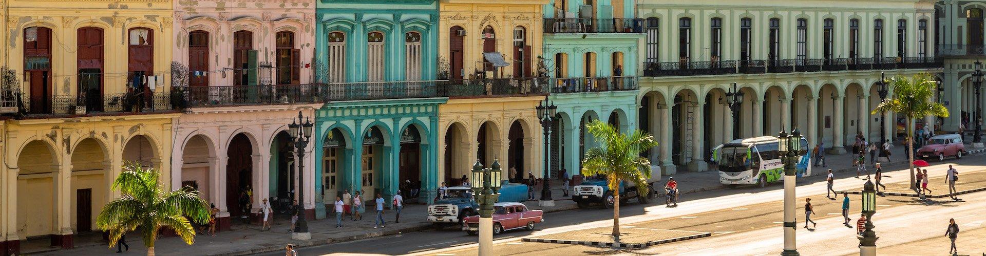 Ausflugsziel Havanna
