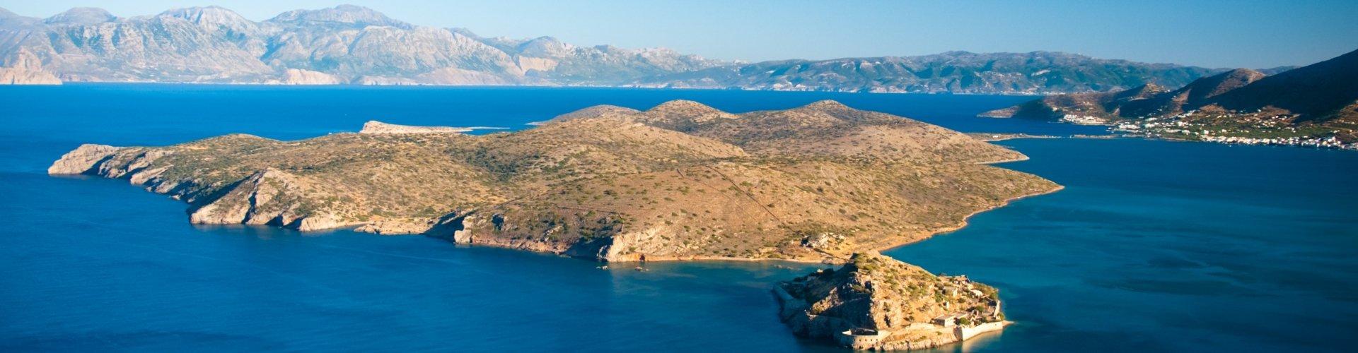 Ausflugsziel Insel Spinalonga