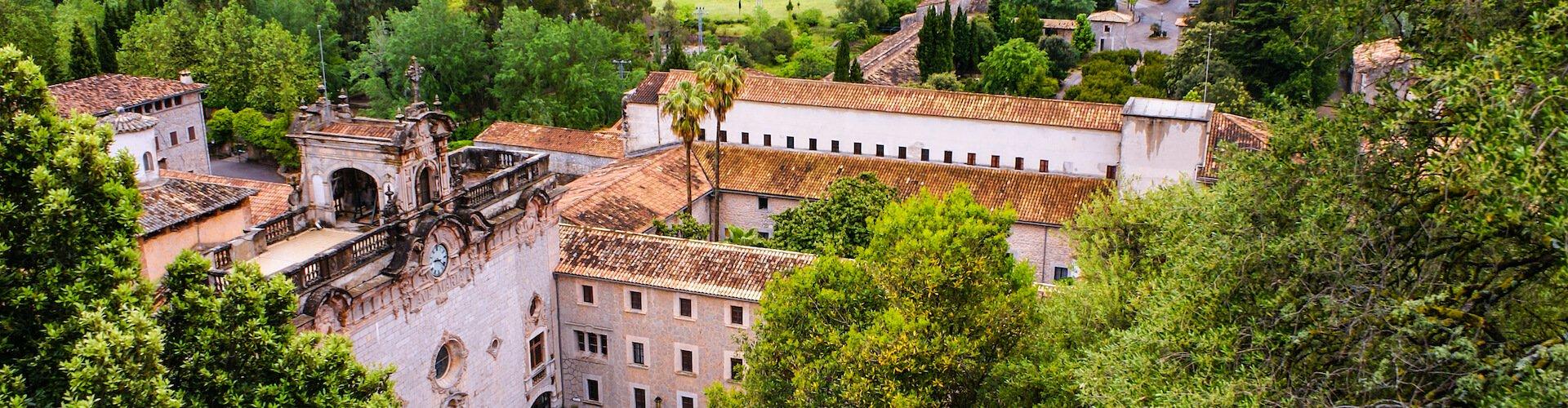 Ausflugsziel Kloster Lluc