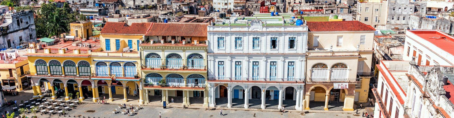 Ausflugsziel La Habana Vieja