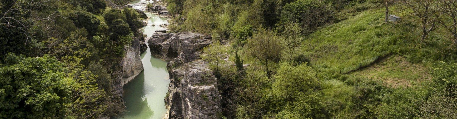 Ausflugsziel Marmitte dei Giganti
