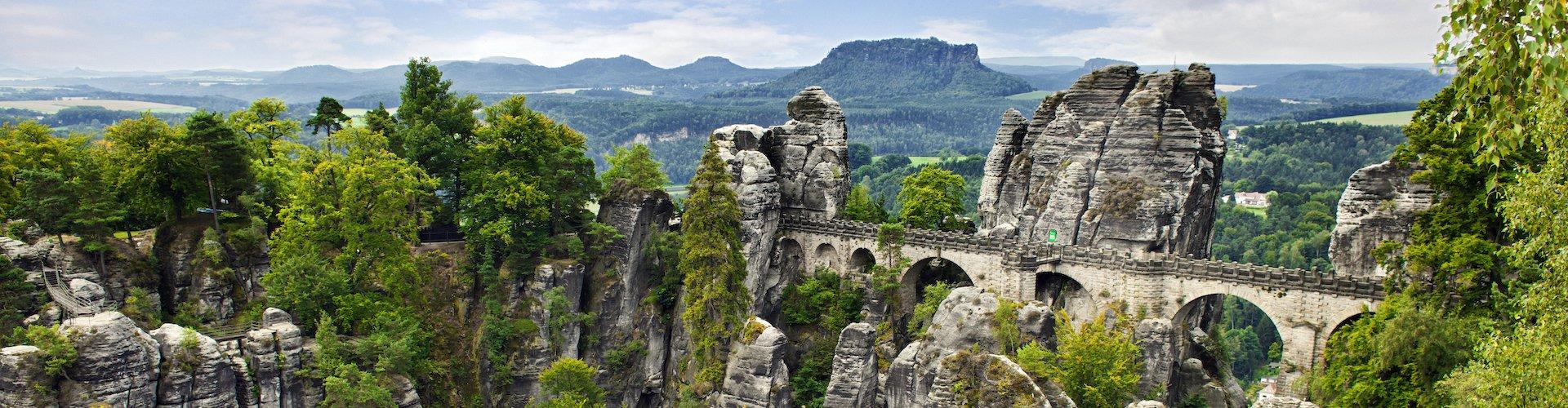 Ausflugsziel Nationalpark Sächsische Schweiz