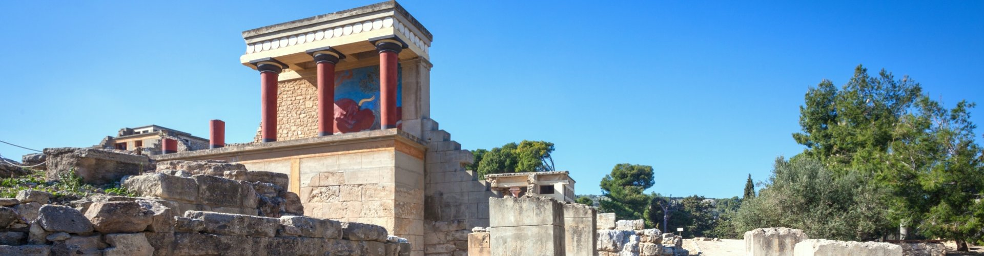 Ausflugsziel Palast von Knossos