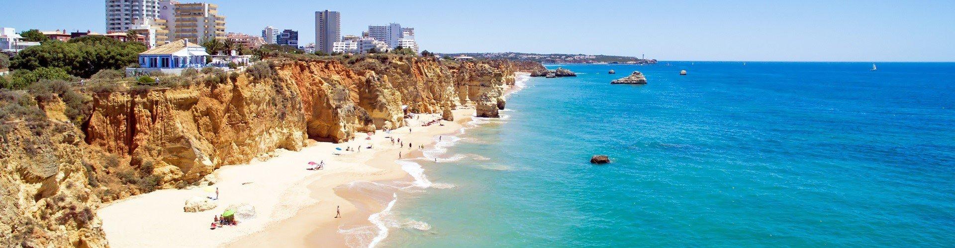 Ausflugsziel Praia da Rocha