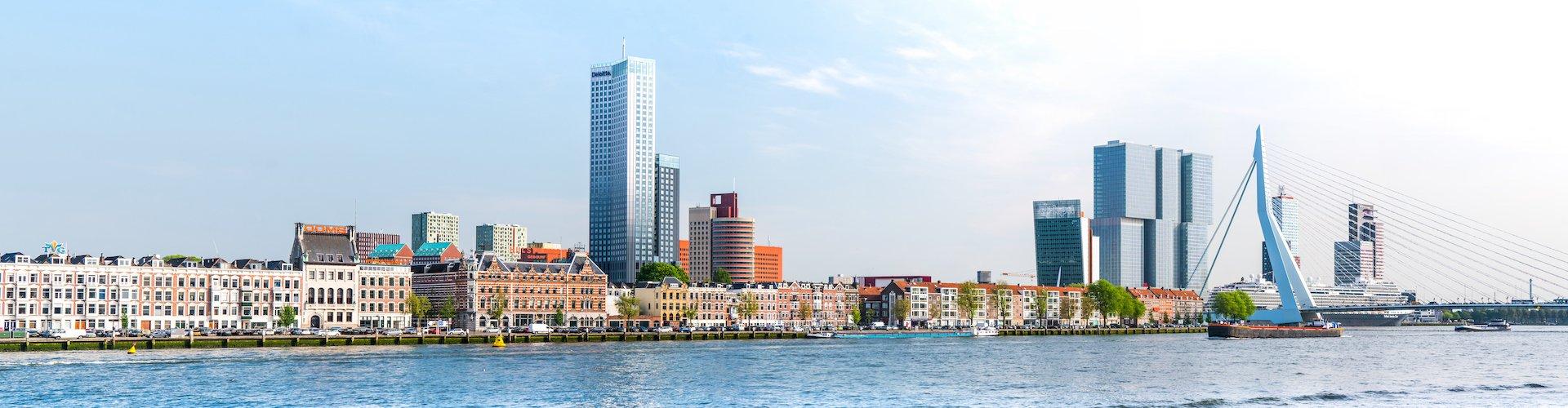 Ausflugsziel Rotterdam
