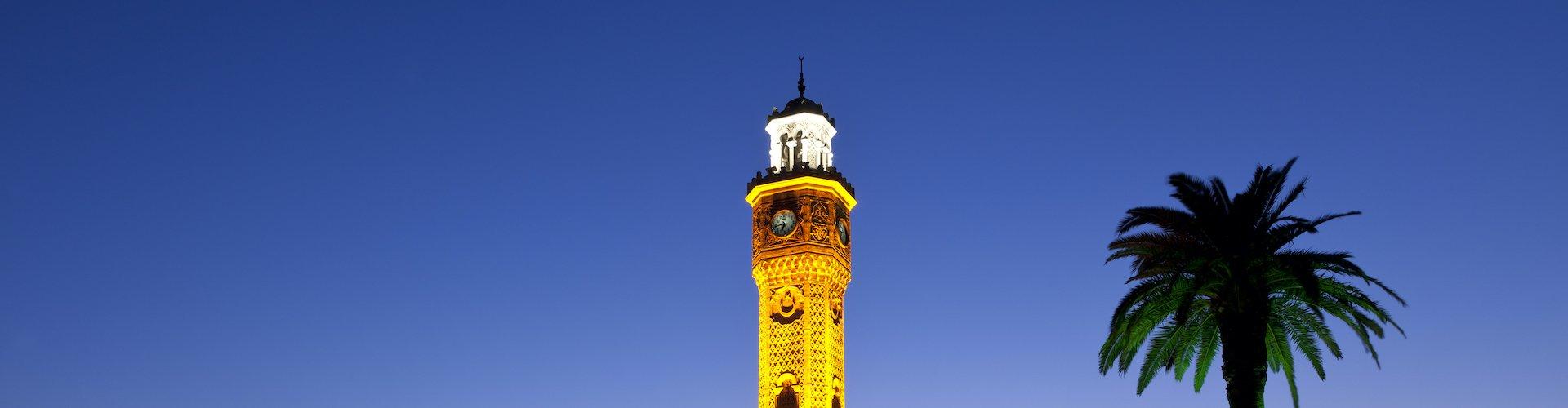 Ausflugsziel Saat Kulesi (Uhrturm)