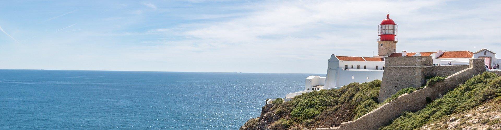 Ausflugsziel Sagres und das Cabo de São Vicente