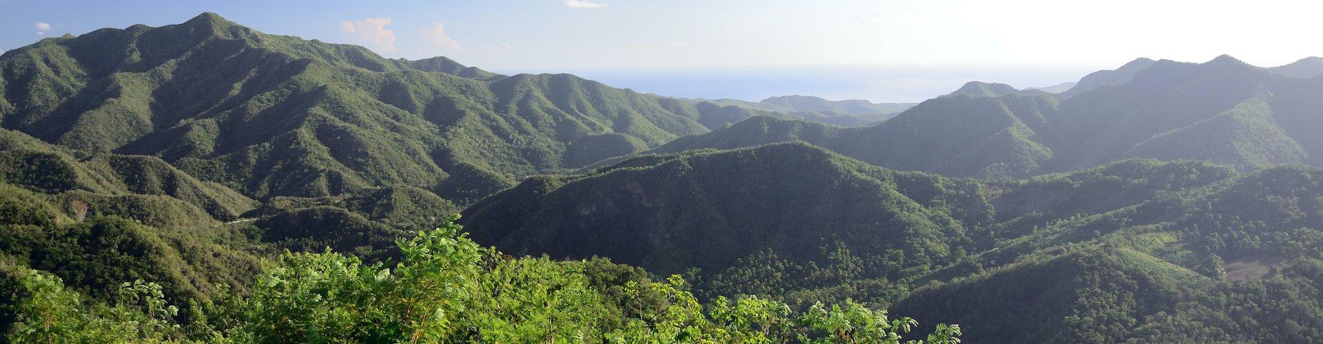 Ausflugsziel Sierra Maestra