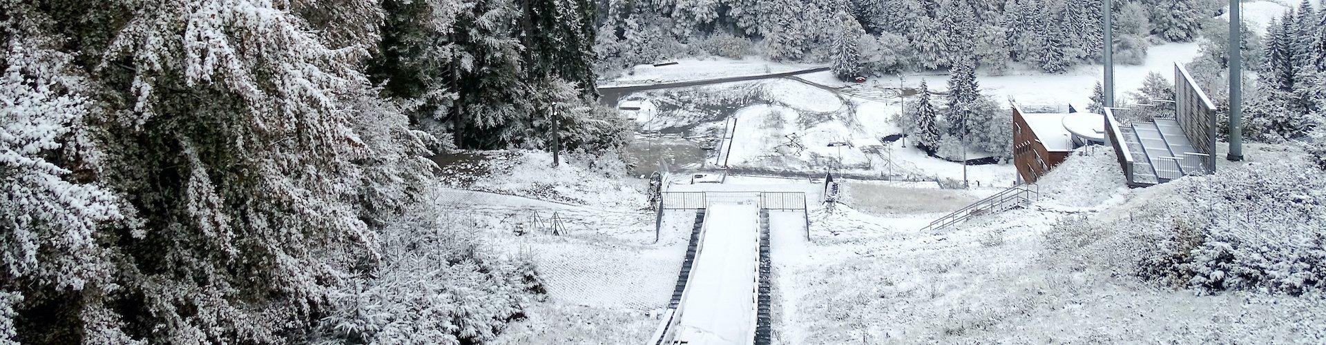 Ausflugsziel Skisprungschanze Willingen