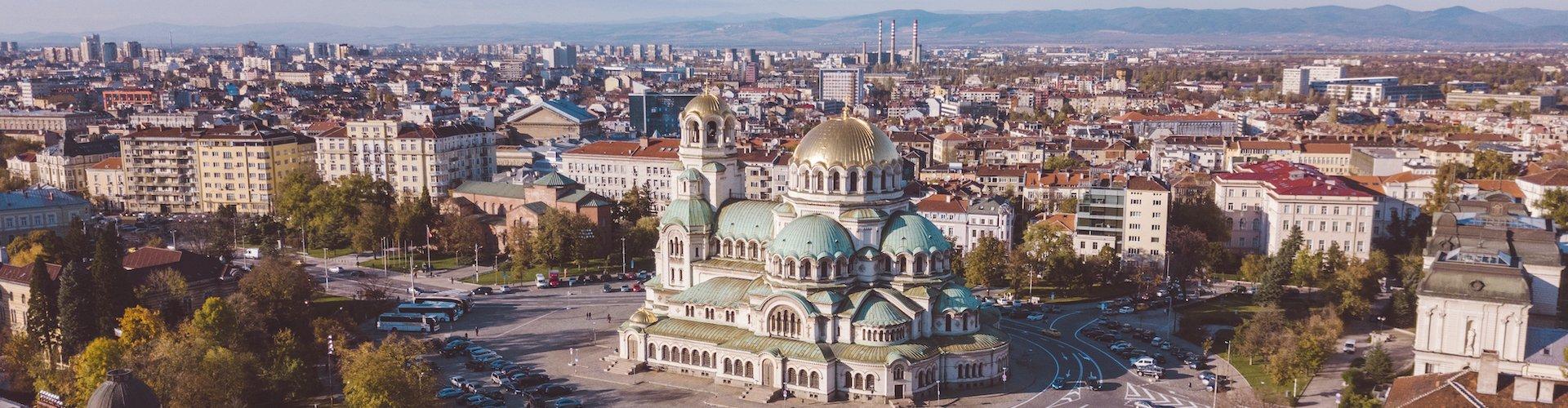 Ausflugsziel Sofia