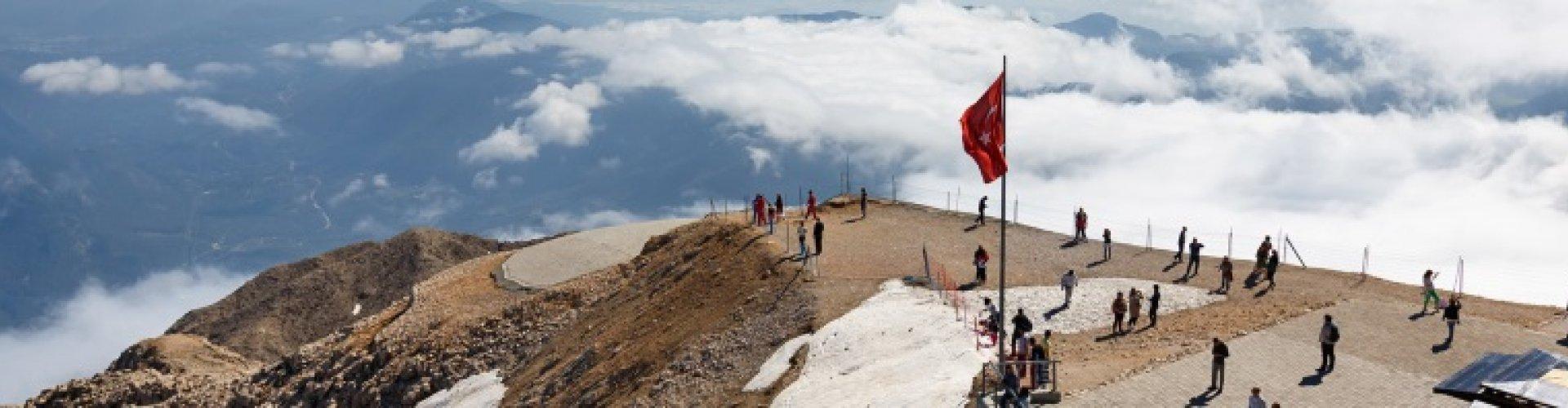 Berg Tahtali & Seilbahn Seat to Sky