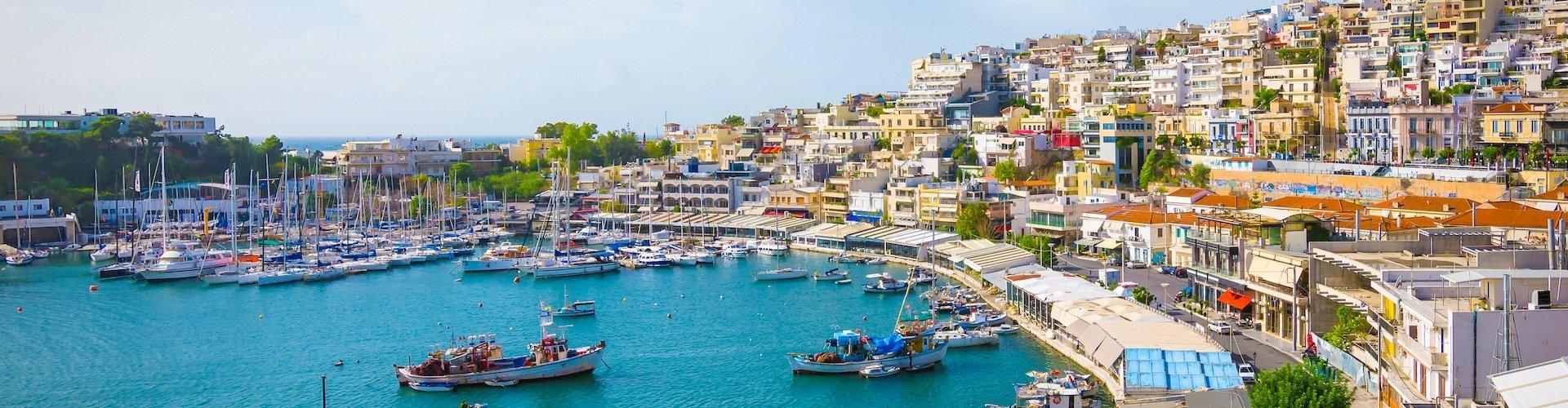Familienurlaub an der Olympischen Riviera