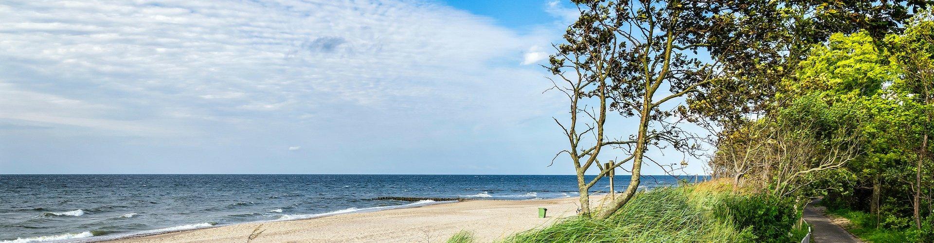Familienurlaub an der polnischen Ostseeküste