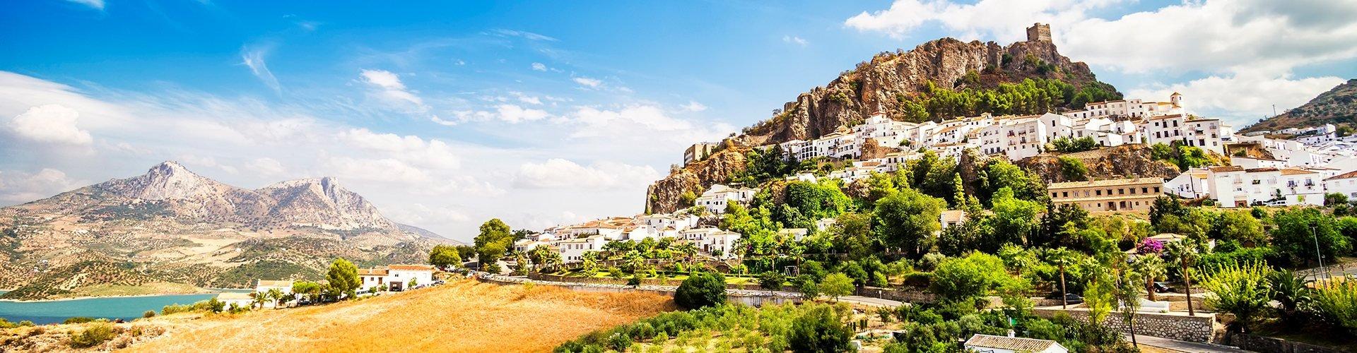 Familienurlaub auf dem spanischen Festland
