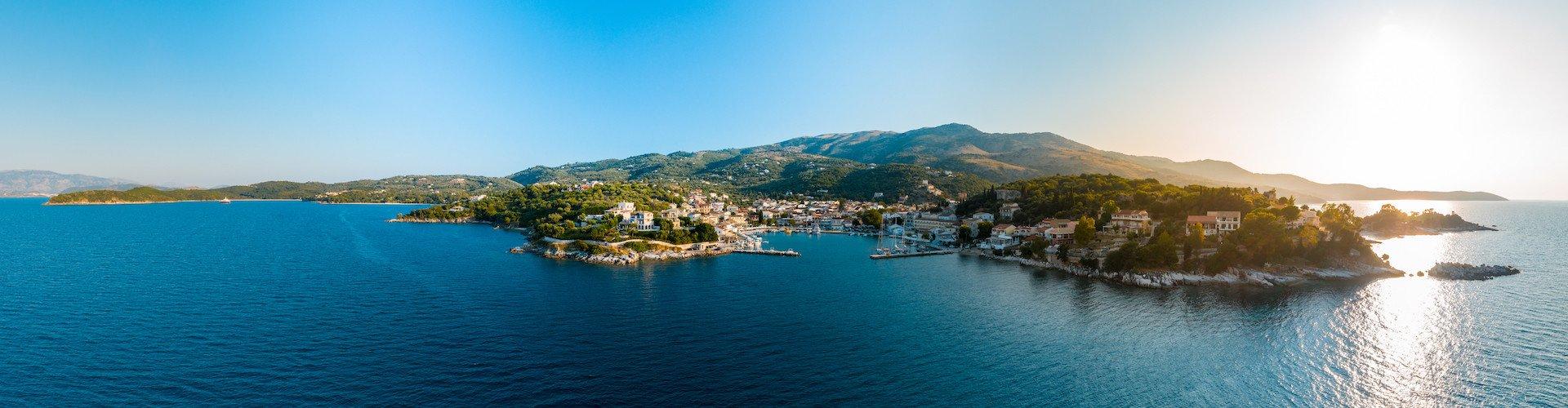 Familienurlaub auf Korfu