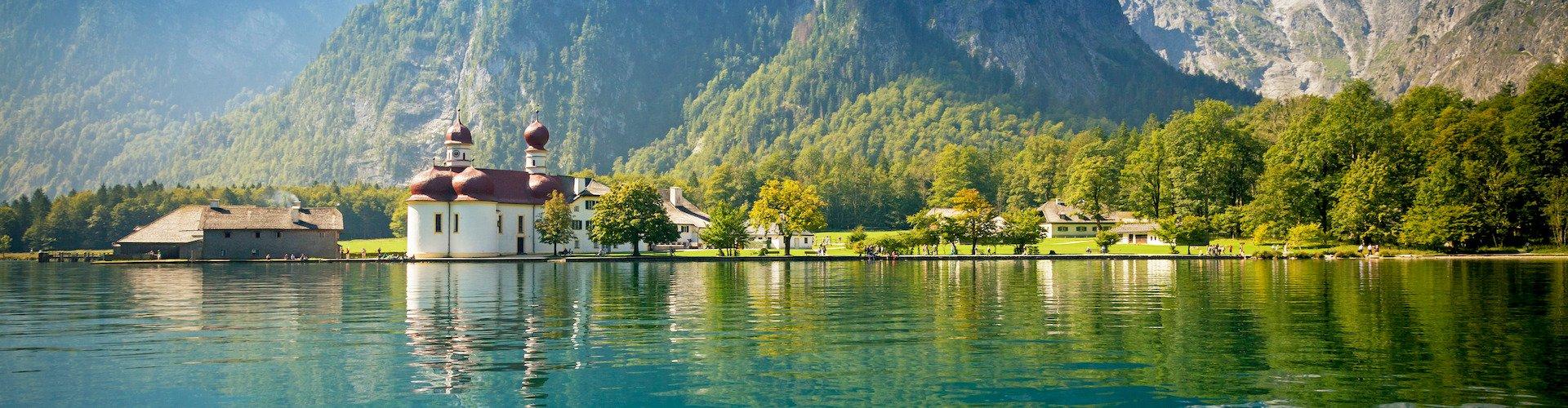 Familienurlaub im Berchtesgadener Land