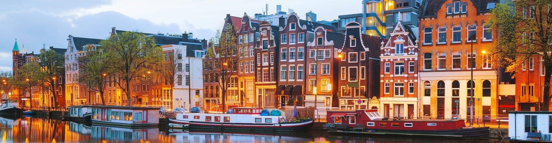 Familienurlaub in Amsterdam