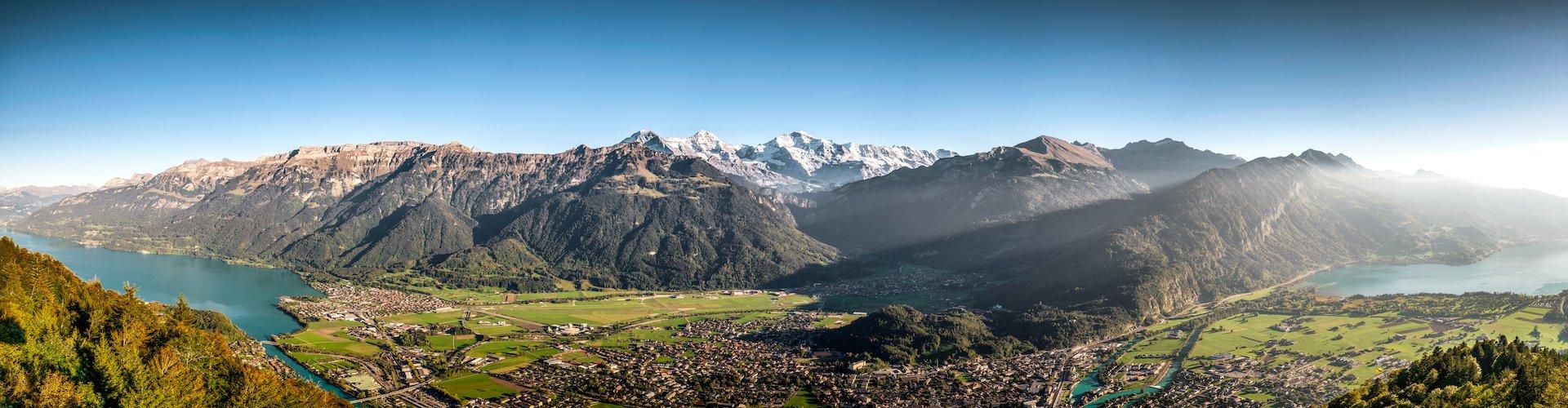 Familienurlaub in der Schweiz
