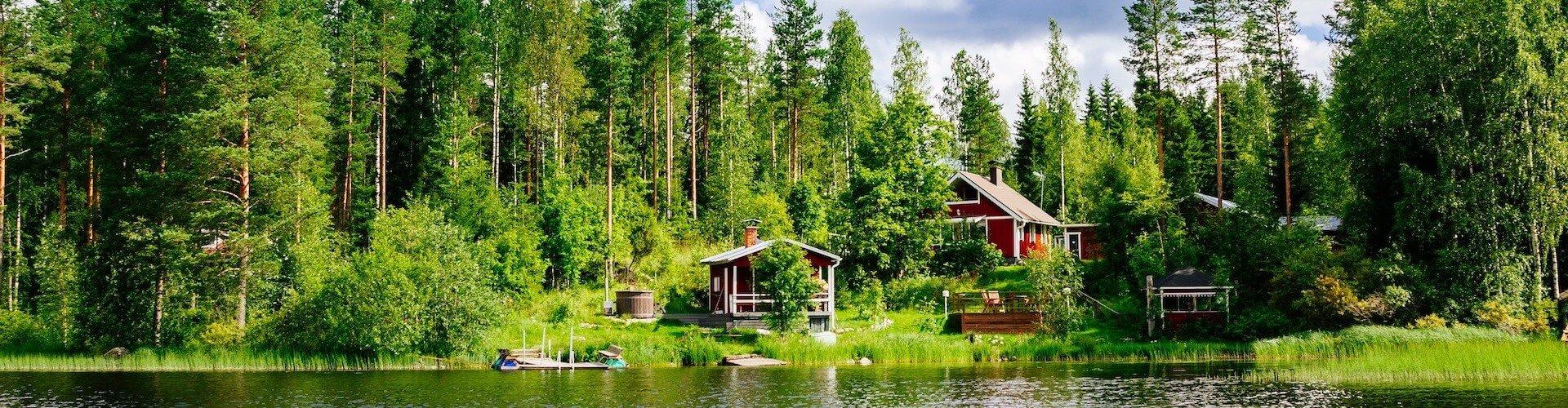 Familienurlaub in Finnland