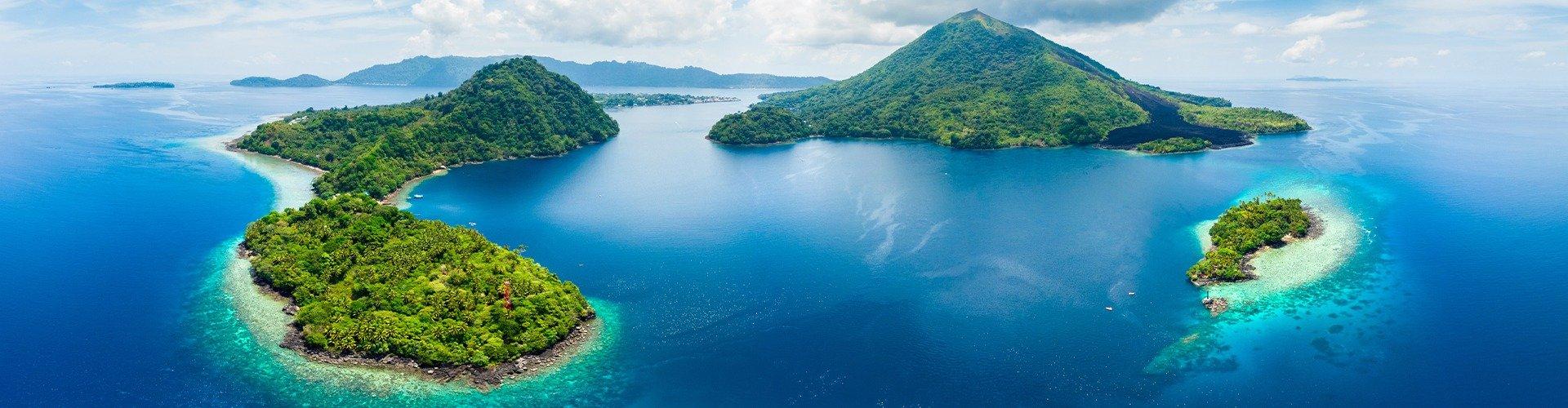 Familienurlaub in Indonesien
