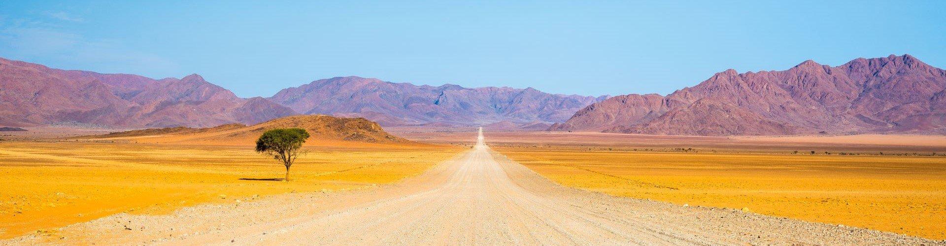 Familienurlaub in Namibia