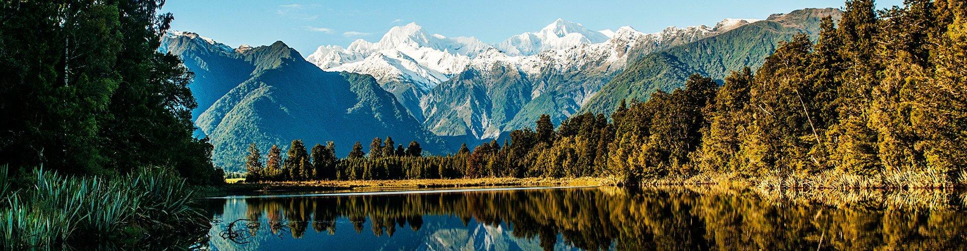Familienurlaub in Neuseeland & Südsee