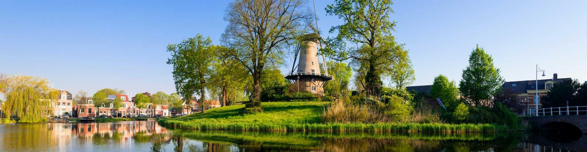 Familienurlaub in Noord-Holland