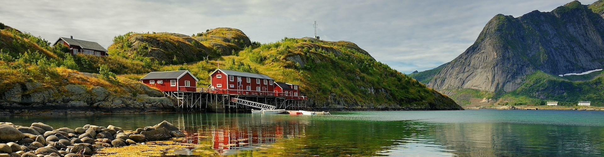 Familienurlaub in Norwegen