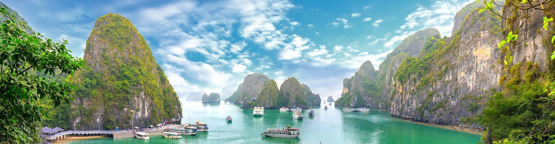 Familienurlaub in Vietnam