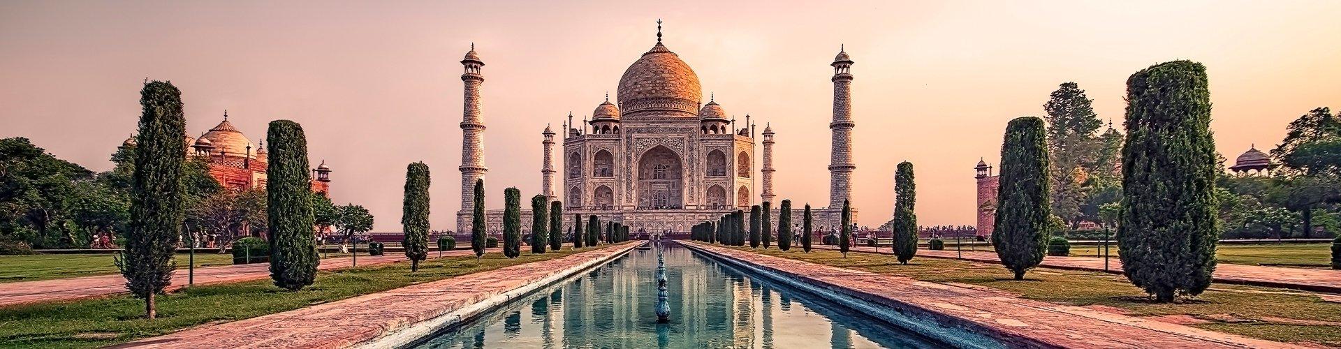 Familienurlaub in Indien