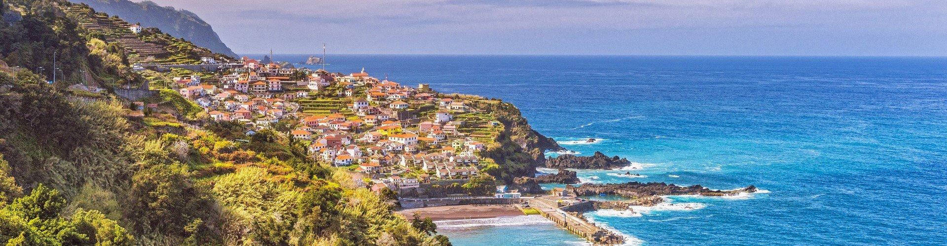 Familienurlaub auf Madeira