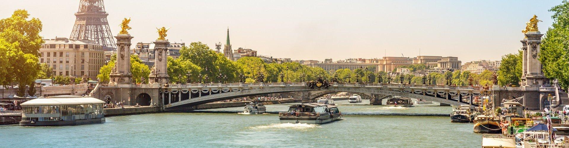Familienurlaub in Paris