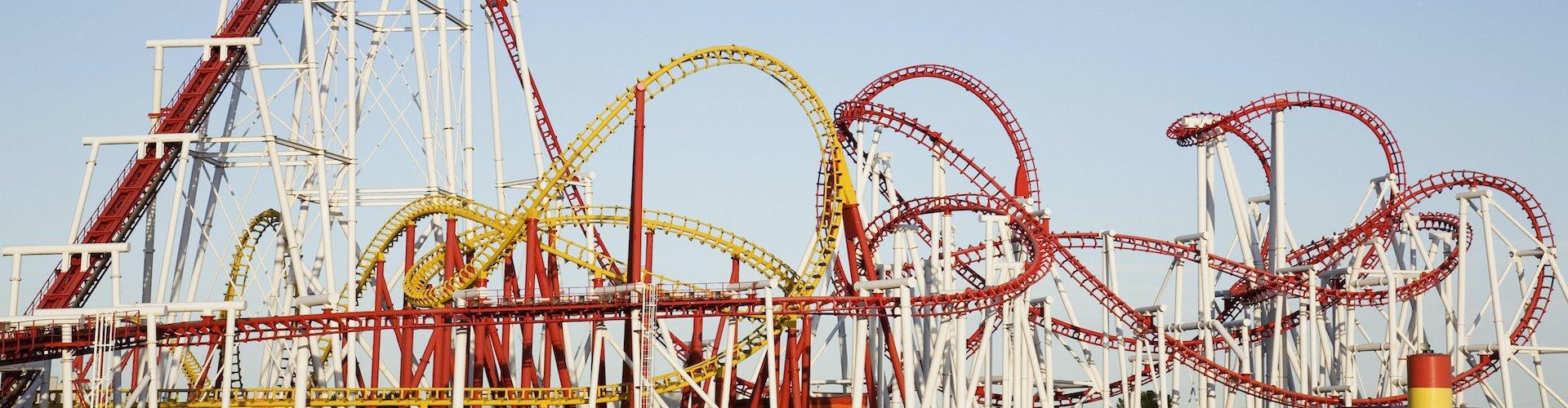 Freizeitpark Disneyland Park Anaheim