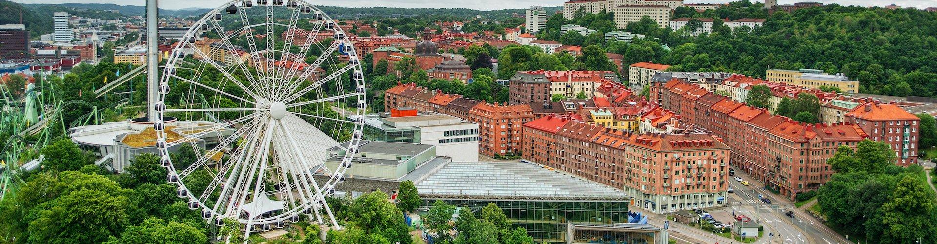 Freizeitpark Liseberg Park