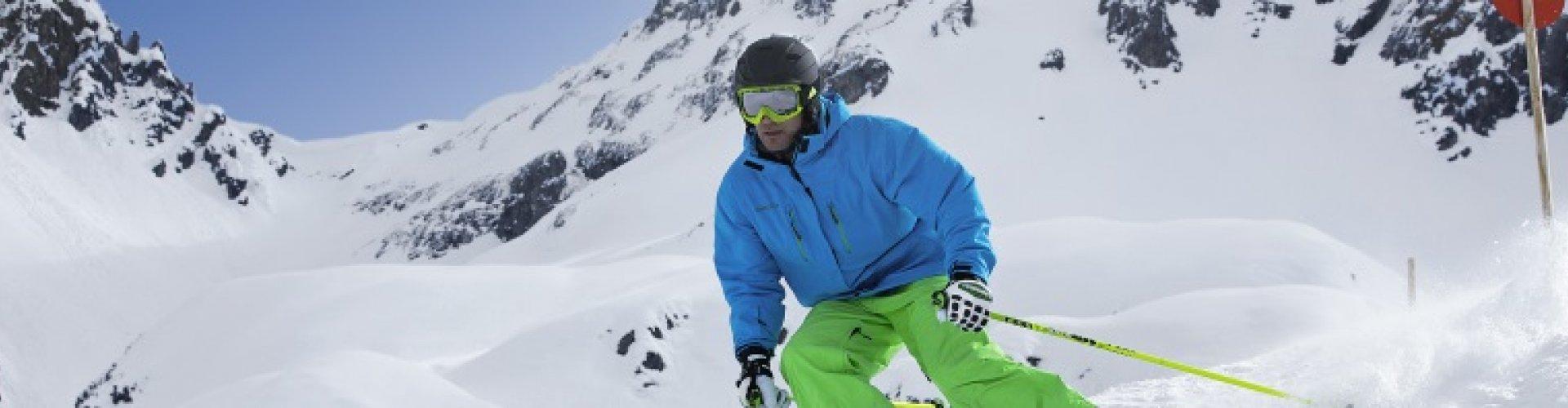 Skiregion Kaiserwinkl